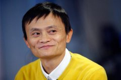 Jack Ma,the founder of Alibaba