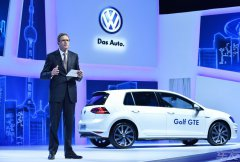 Volkswagen to provide 400,000 new energy cars for Chinese market by 2020