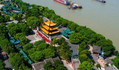 Hunan Yueyang Tower