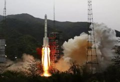 China launches its first high throughput communications satellite